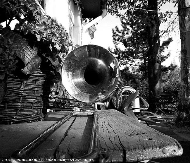 Blechblasinstrumente: Wie aus Blech Musik wird