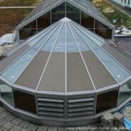 Blechdach: Dachdeckung mit Blech