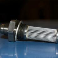 Filter-Bleche und Hydraulik-Bleche